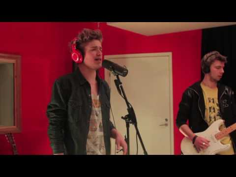 InstaGlamour - Easy Lover (cover) Studio live