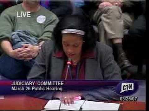 Teresa Younger testimony