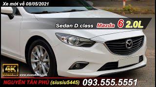 Mazda 6, chiếc sedan hạng D còn như mới