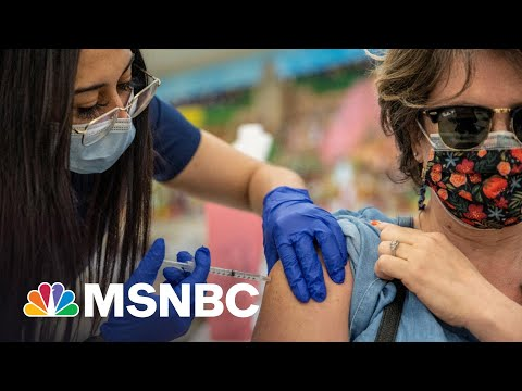 ER Doc On Covid Vaccines: 'These Things Kick Ass! Go Get One' | The 11th Hour | MSNBC