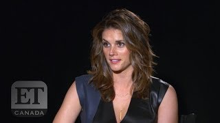 Missy Peregrym Talks 'FBI'