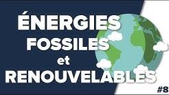 Énergies fossiles et Renouvelables TERRE #8 - SVT Collège - Mathrix