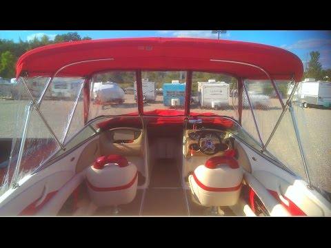 Hooked on Boating DIY  /  Bimini Side Curtains