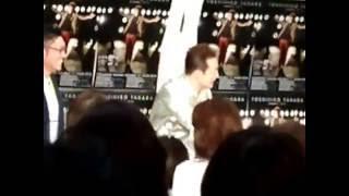 2016/6/25 アリオ鳳にて トシちゃんの握手会がありました。 短...