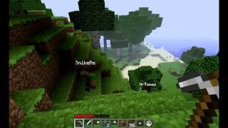 Minecraft Lost World: Серия 7 - Snikers,часть 2