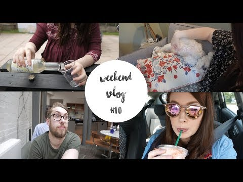 WEEKEND VLOG #10 | BAD MOODS, REDUCED MOVEMENTS & BABY SHOPPING | ONCE IN A LULLABY