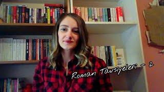Roman Tavsiyeleri - 2 Video