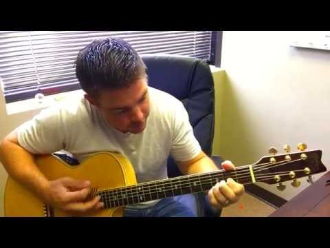How Forever Feels - Kenny Chesney (Beginner Guitar Lesson)