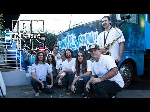 """CALI CONSCIOUS - """"Come Jamaica"""" (Live at JITV HQ in Los Angeles, CA 2018) #JAMINTHEVAN"""