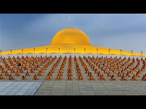 Thailand S Dhammakaya Temple Under Scrutiny Youtube