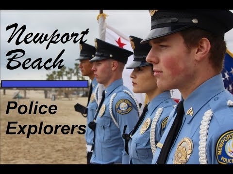 Newport Beach Police Explorers: Who We Are