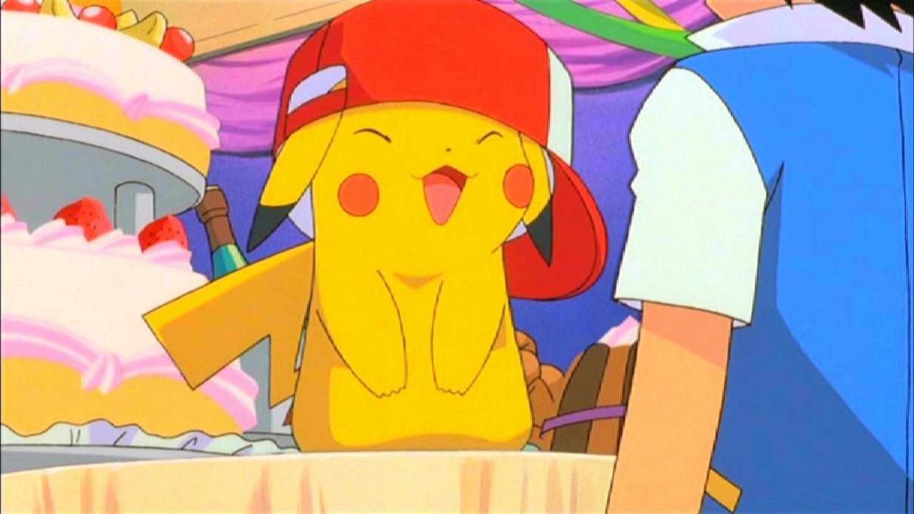 ◊PokeKaraokeLatino◊ La Cancion de Pikachu - Español Latino