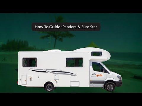 Apollo Australia How To Guide Video – Pandora & Euro Star