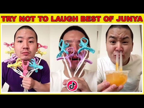 Best Of Junya Funny Tiktok Videos Compilation 01 ? TRY NOT TO LAUGH ? Tiktok Funny Videos
