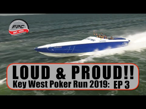 Key West Poker Run 2019 - Episode 3
