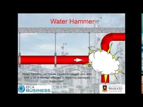 Webinar: Understanding Water Hammer in Steam and Condensate
