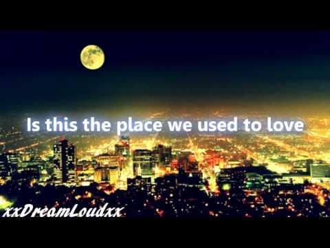 Max Schneider & Elizabeth Gillies - Somewhere Only We Know (Lyrics)