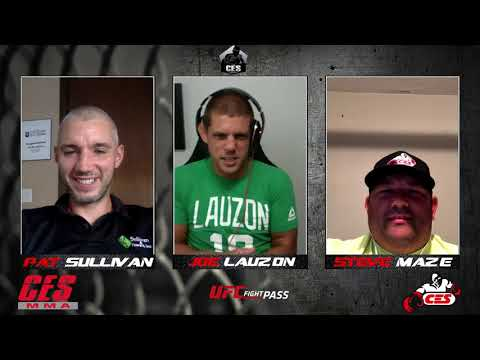 CES Podcast: Joe Lauzon Responds to Tom Lawlor's Call Out