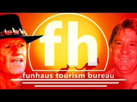 AUSTRALIA = PRISON CONTINENT - Funhaus Tourism Bureau