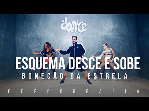 Esquema Desce e Sobe - Bonecão da Estrela - Coreografia   FitDance TV