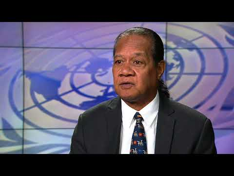 Interview with the PR of the Solomon Islands, Mr. Robert Sisilo on the graduation from LDCs