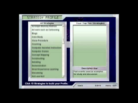 Learning & Careers Profiling System