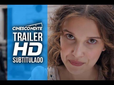 Enola Holmes - Trailer #1 Subtitulado [HD] cuarta pared en el cine
