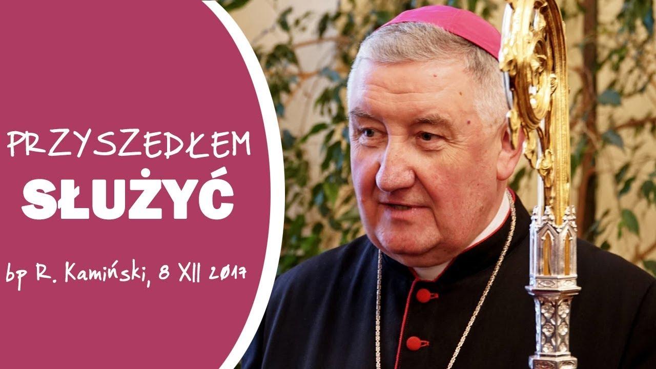 Ważna deklaracja nowego Biskupa Diecezji Warszawsko-Praskiej