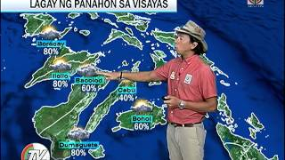 June 08, 2015 WEATHER WEATHER LANG - TV PATROL