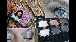 Faberlic тени для век #Amazingeyes + простой макияж #ОльгаРоголева