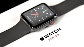 Apple Watch Series 3: Unboxing & Review(, 2017-10-01T01:28:49.000Z)