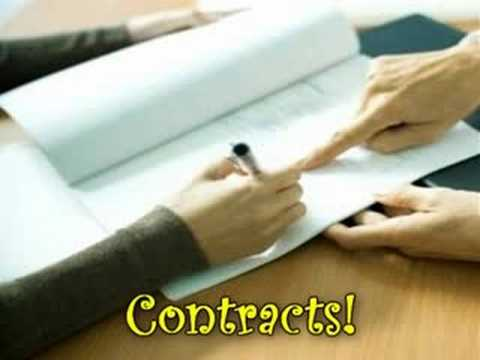 About Contracts!