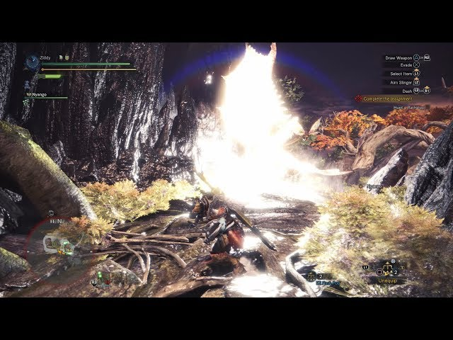 Monster Hunter World is a Good Game - Flushing Rathalos Down the Toilet