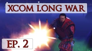XCOM Long War Season 3 - Ep. 2 - Let's Play Beta 15 Impossible