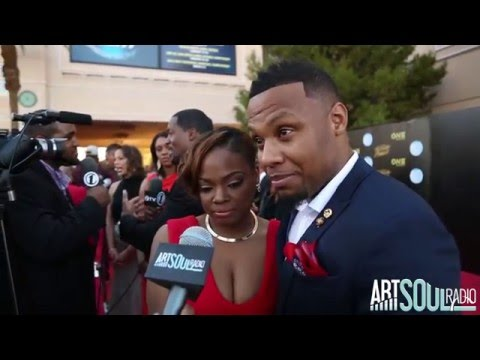 @ToddDulaney speaks on unity in the church, new music & more! #StellarAwards Red Carpet