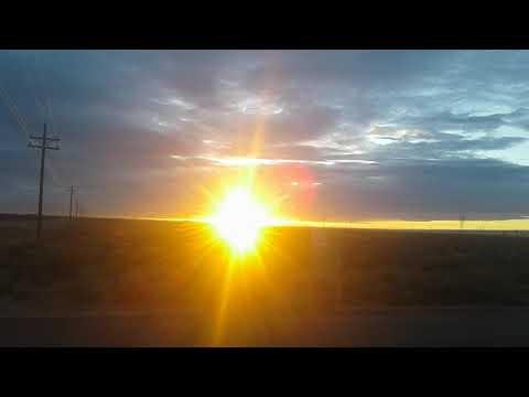 Utahn sun rise