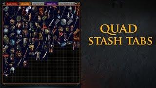 Path of Exile: Quad Tab