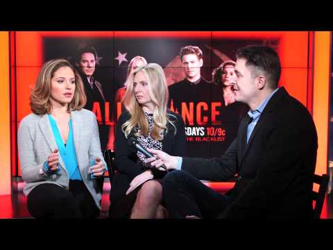 Allegiance's Margarita Levieva and Hope Davis on Their Characters