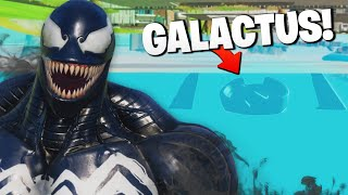 ENCONTRE A GALACTUS EN FORTNITE | Blend Freshon