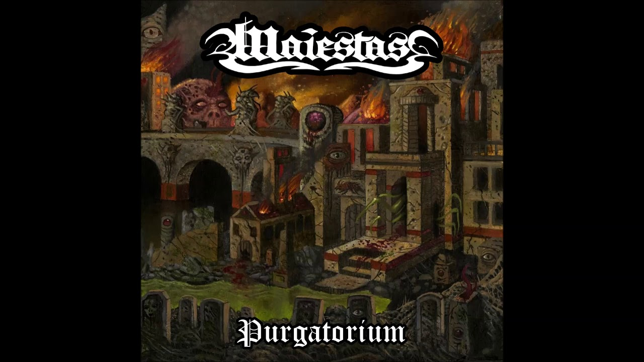Image result for maiestas purgatorium