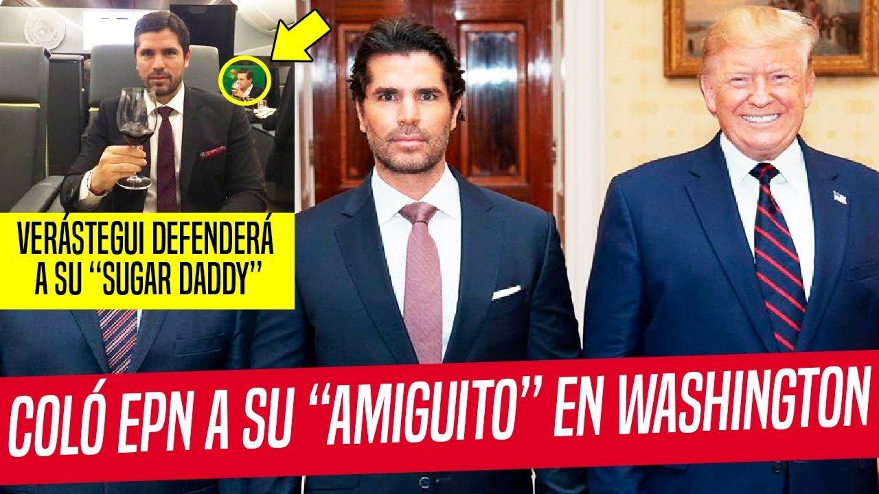 """ALERTA EBRARD! VIDEGARAY CUELA AL """"AMIGUIS"""" DE EPN EN LA CASA BLANCA"""