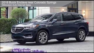 2018 Buick Enclave near Colorado Springs