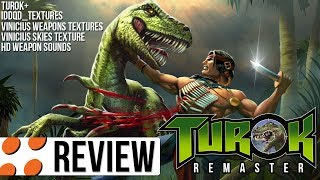 Turok: Dinosaur Hunter (Remaster) & Turok+ Video Review