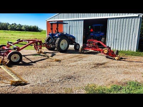 When Bearings Fail on Balers - Vermeer SuperM by Farming 4G