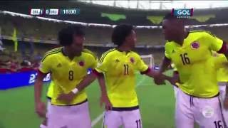 Colombia 2-2 Uruguay. Jornada 10 Eliminatorias
