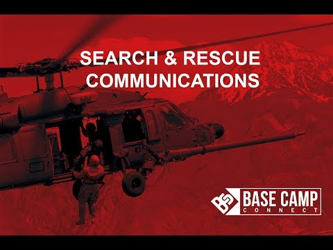 Search & Rescue Communications