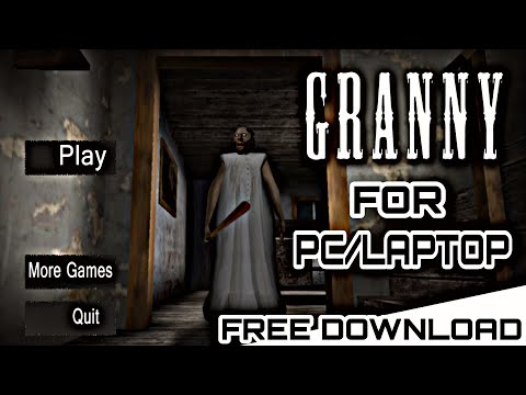 [FREE] Play Granny in LAPTOP/PC | DOWNLOAD INSTALLATION | from YouTube · Duration:  9 minutes 13 seconds
