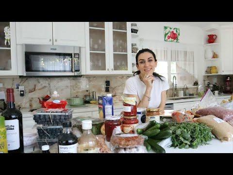Дегустируем Продукты из Армянского Магазина - Д 'Артанян - Эгине - Семейный Влог - Heghineh