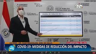 Ministro de Salud entrega nuevo informe por el COVID 19