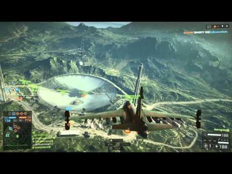 Battlefield 4 Su-25